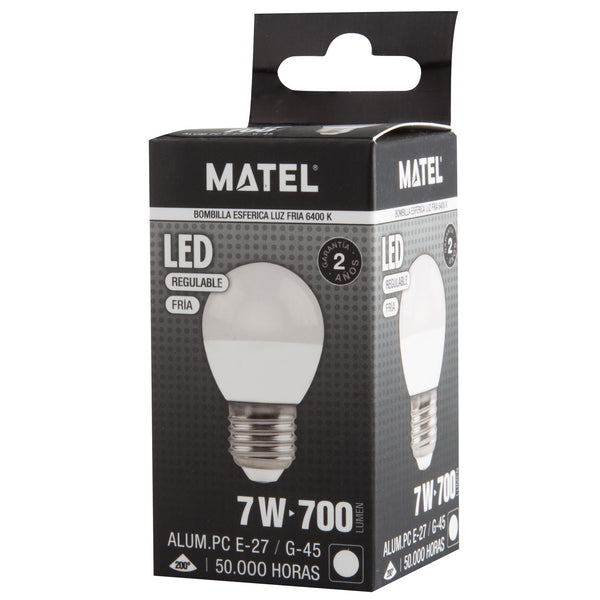 LAMPADA LED GU10 5W 8W E27 12W E14 7W A60 G45 REGULAVEL 230V AC