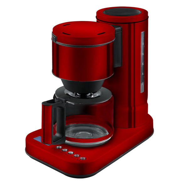 CAFETEIRA KUKEN RED 10 CHAVENAS 1000W