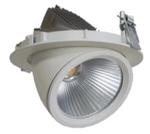 DOWNLIGHT LED NOSE COB 30W 2700LM 3000K 4000K 6500K IP20 Ra>80 AC 220-240V LOW COST