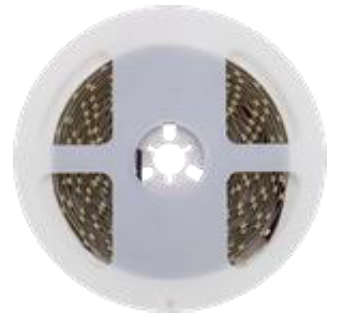 FITA LED 3528 60 SMD 4.8W IP44 Ra>80 DC 12V LOW COST