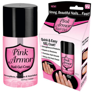 Pink Armor Nail Gel® - Fancy Nails