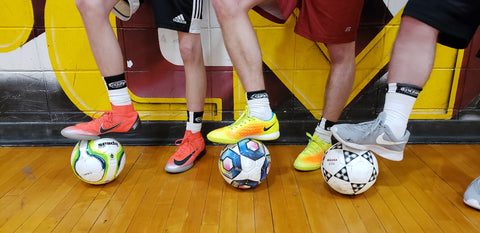 IT'S RIDIC comfortable, dry,  sweat absorbing socks are perfect for soccer.