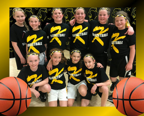Knoxville, IA girls basketball