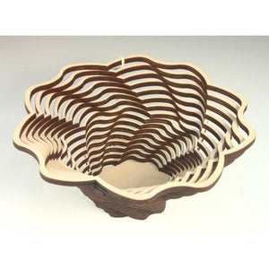 Baltic By Design Wooden Bowl