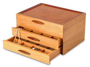Heartwood Creations Jewelry Box