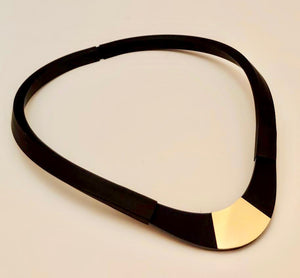 Gold Thea Neck Collar