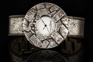 """Criollo"" Mosaic""  Watch"