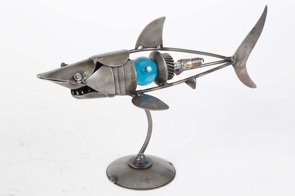 Table Top Shark