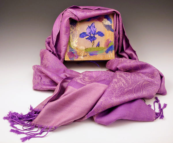 Siberian Iris Keepsake Box Set