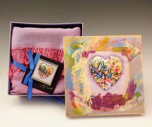 Garden Heart Keepsake Box Set