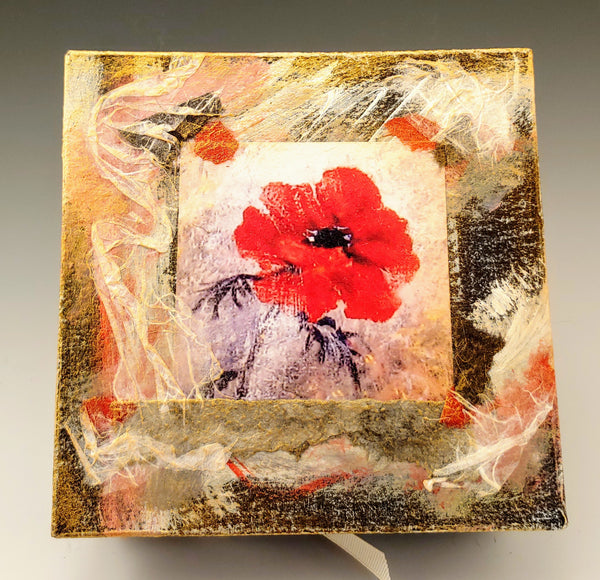 Red Poppy Keepsake Box Set