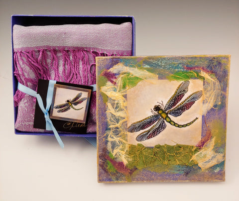Dragonfly Keepsake Box Set
