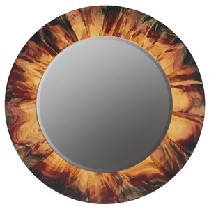 "Large ""Eclipse""  Mirror"