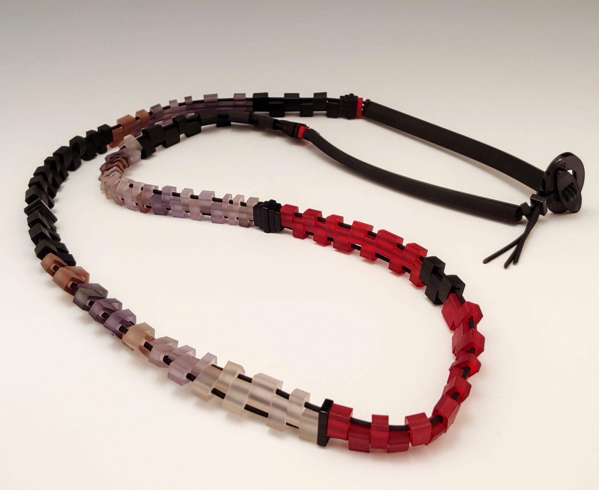 Badaling Long Necklace