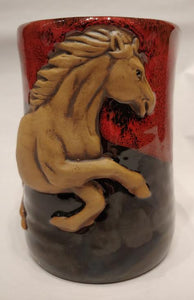 Red Horse Tankard