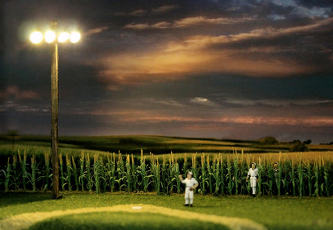 Field of Dreams Diorama