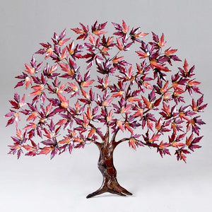 Maple Tree Wall Sculpture