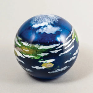 Earth Paperweight