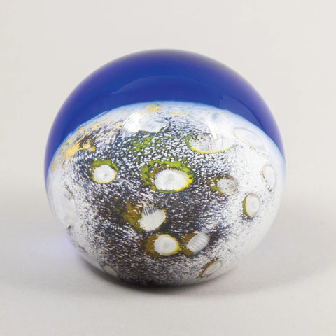 Apollo Moon Paperweight