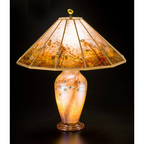 Small Desert Lamp
