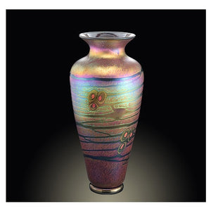 Small Copper Arts and Crafts Vase