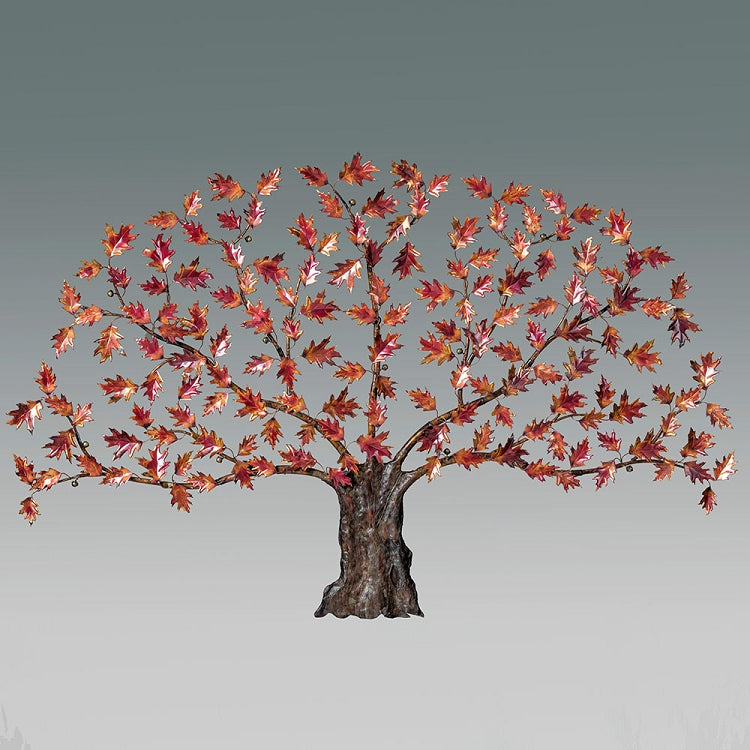 Live Oak Tree Wall Sculpture