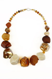 Grace Nugget Necklace