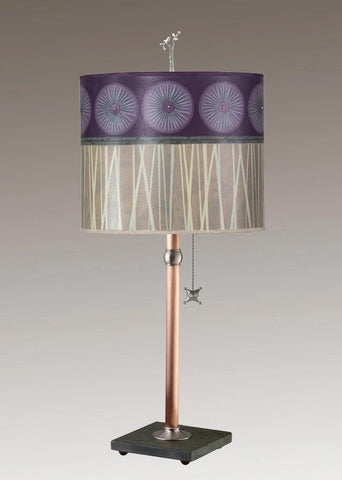 Amethyst Table Lamp