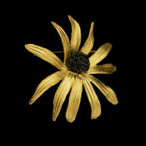 Black Eyed Susan Brooch