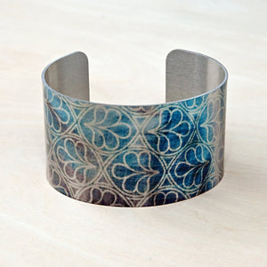 Bloom Aluminum Cuff