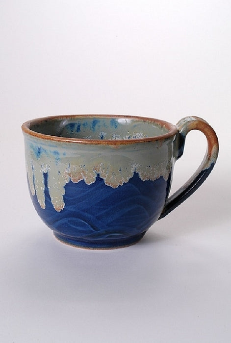 Blue Chowder Mug