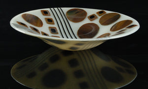 """Charlie"" Glass Bowl"