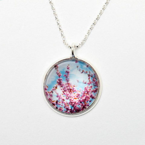 Cherry Sky Necklace