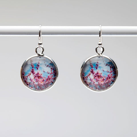 Cherry Sky Earrings