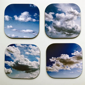 Clouds Coaster Set