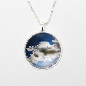 Clouds Necklace