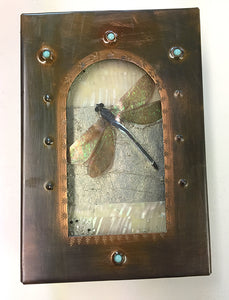Dragonfly Reliquary Box
