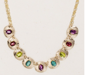 Gold Synergy Necklace