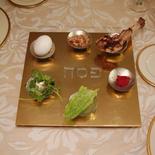 Pesach (Passover) Seder Plate