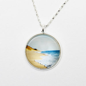 Golden Beach Necklace