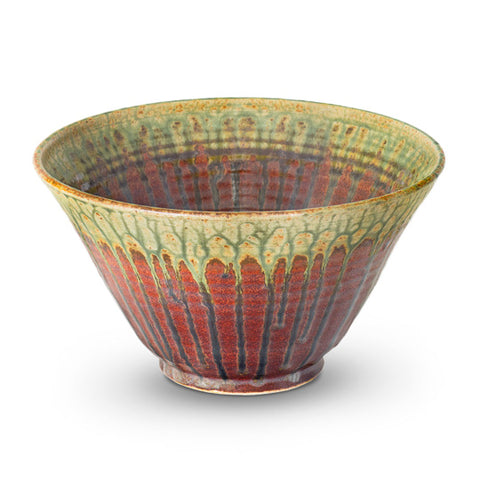 Green Ash Lotus  Bowl