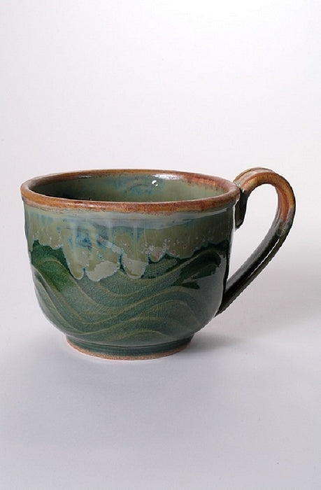 Green Chowder Mug