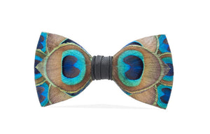 Hammock Feather Men's Bow Tie