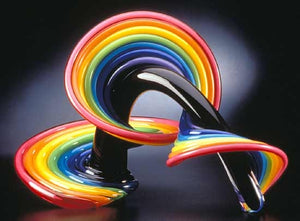 Rainbow Heechee Probe