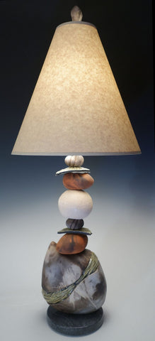 Jacque Frost Lamp