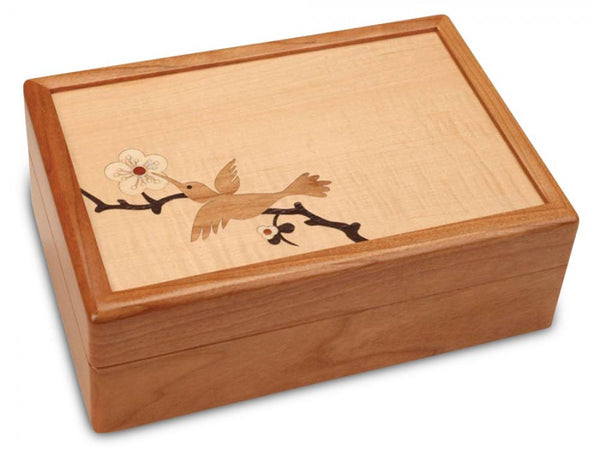 Hummingbird Valet Box