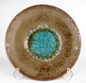 Jumbo Copper Glass/Ceramic  Bowl