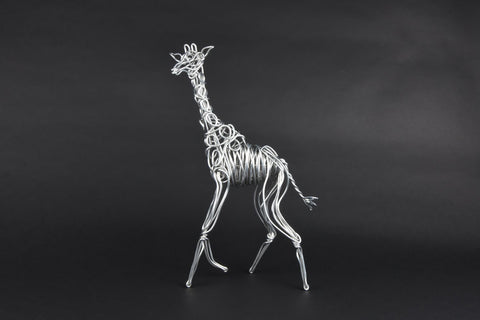 Large Giraffe Sculpture