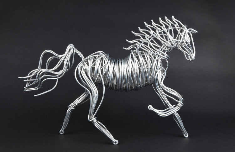 Large Horse  Wall Sculpture