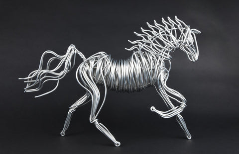 Large Horse Sculpture